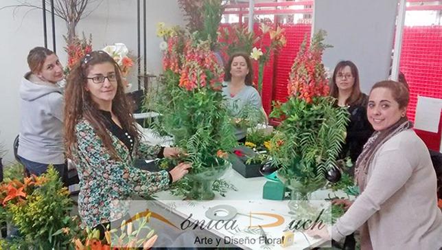 monica duch-arreglo floral recepcion 3