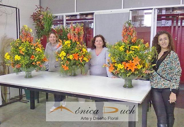 monica duch-arreglo floral recepcion 5
